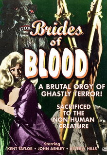 Brides of Blood (1968) Watch Mad Doctor of Blood Island Online Hulu 220x318 Movie-index.com