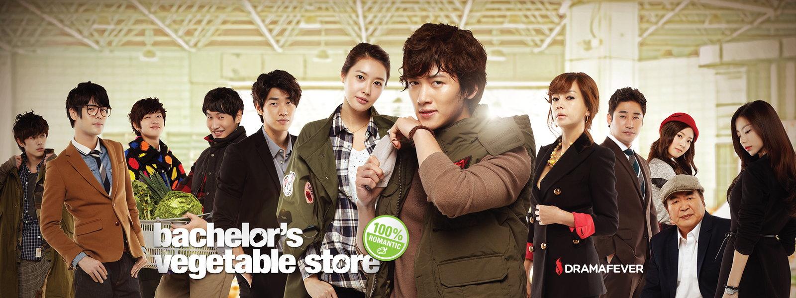 دانلود سریال کره ای پسر سبزی فروش