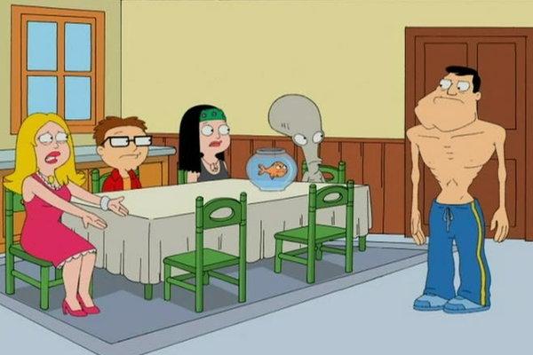 family guy anorexia episode