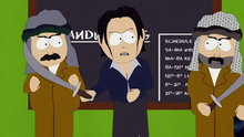 South Park: Criminal Iraqi Fugitive
