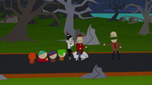 South Park: Steve The Newfoundlander & The Sodomy Ban