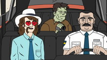 Ugly Americans: Ride Me To Hell
