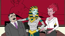 Ugly Americans: Mummy Dearest