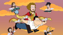 American Dad!: My Morning Straightjacket