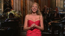 Saturday Night Live: Blake Lively