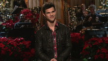 Saturday Night Live: Taylor Lautner