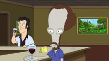 American Dad!: Merlot Down Dirty Shame