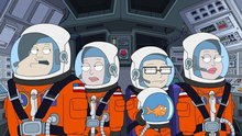 American Dad!: Great Space Roaster