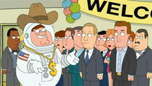 Family Guy: Patriot Games