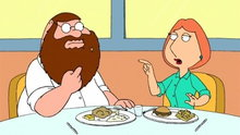 Family Guy: Brian Wallows and Peter's Swallows