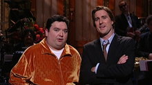 Saturday Night Live: Luke Wilson