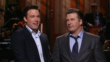 Saturday Night Live: Ben Affleck