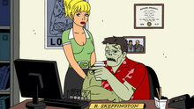 Ugly Americans: Any Given Workday