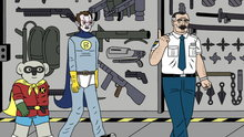 Ugly Americans: The Dork Knight