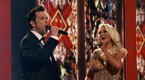 "The Voice: Christina Aguilera and Chris Mann: ""The Prayer"""