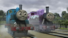 Thomas and Friends: Splish, Splash, Splosh!