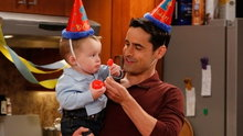 Guys with Kids: First Birthday