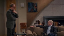 Frasier: The Show Must Go Off
