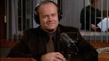 Frasier: The Show Where Woody Shows Up