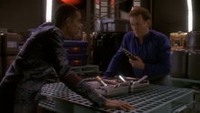 Star Trek: Deep Space Nine: Hard Time