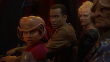 Star Trek: Deep Space Nine: In the Cards