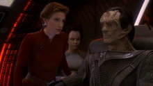 Star Trek: Deep Space Nine: Return to Grace