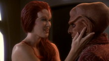 Star Trek: Deep Space Nine: Who Mourns for Morn?