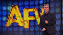 America's Funniest Home Videos: Buffoon Buffet and Kid, Cat or Canine?
