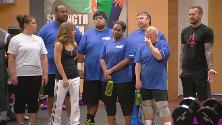 The Biggest Loser - s14 | e6 - Lead by Example