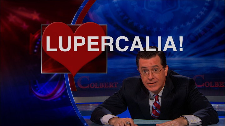 The Colbert Report - s9 | e62 - Thu, Feb 14, 2013