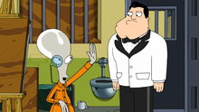 American Dad!: For Black Eyes Only