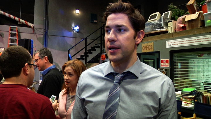 The Office - John Krasinski Interview