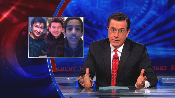 The Colbert Report - s9 | e96 - Thu, May 2, 2013