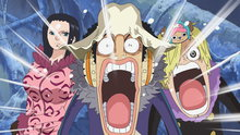 Watch One Piece Season 11 Episode 594 -  Formed! Luffy and Law's Pirate Alliance! Online