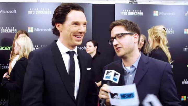 MTV News - After Hours With Benedict Cumberbatch