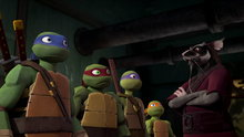 Teenage Mutant Ninja Turtles: The Pulverizer Returns!