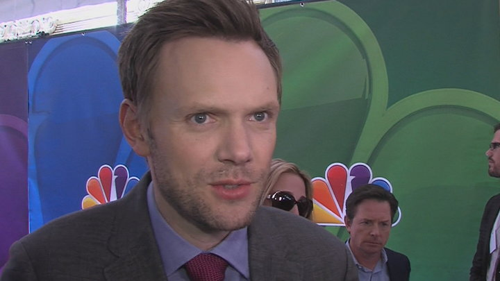 Access Hollywood - Joel McHale Discusses Communitys Renewal