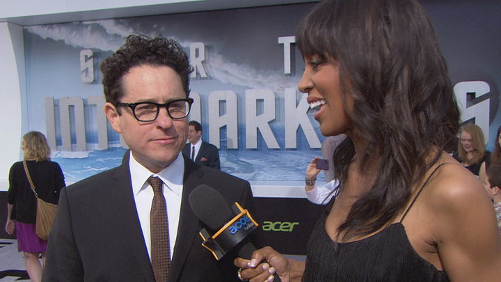 Access Hollywood - J.J. Abrams: Will Harrison Ford Be in the New Stars Wars Films?
