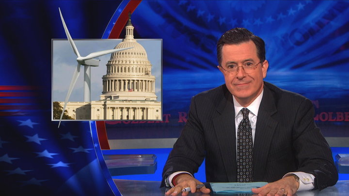 The Colbert Report - s9 | e104 - Thu, May 16, 2013