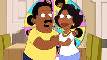 The Cleveland Show: Wheel! of! Family