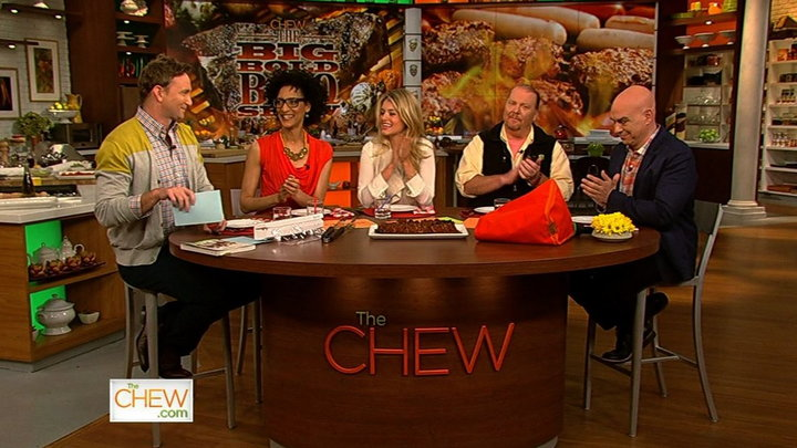 The Chew - Chat N Chew: Big Bold BBQ!