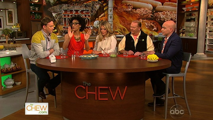 The Chew - s2 | e157 - Mon, May 20, 2013