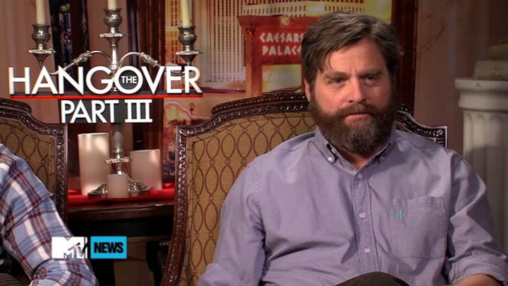 MTV News - Rough Cut: the Hangover III, Part 2