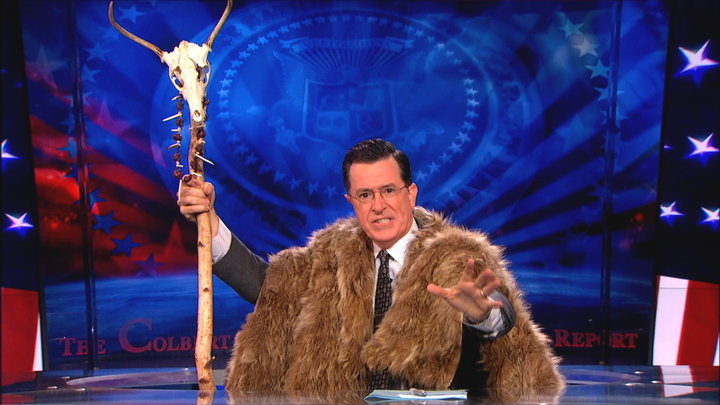 The Colbert Report - s10 | e2 - Tue, Oct 1, 2013