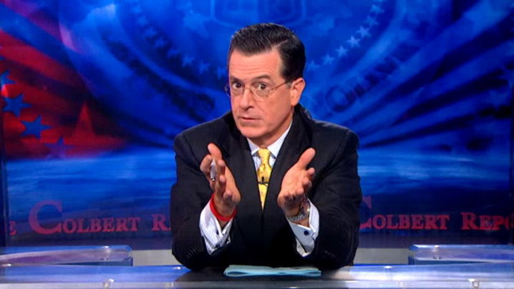 The Colbert Report - s10 | e3 - Wed, Oct 2, 2013
