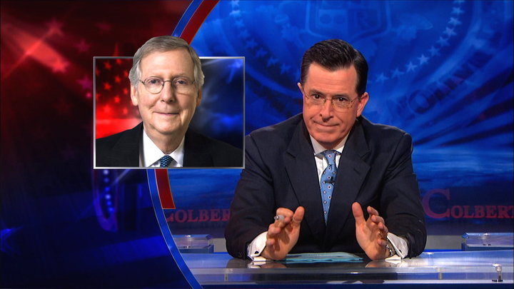 The Colbert Report - s10 | e15 - Wed, Oct 30, 2013