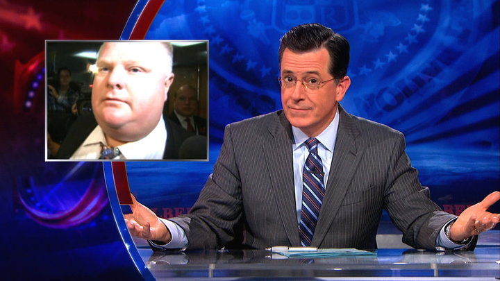 The Colbert Report - s10 | e18 - Tue, Nov 5, 2013