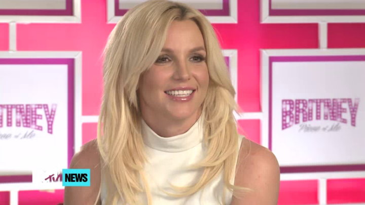 MTV News - Britney Spears Bares All On Britney Jean