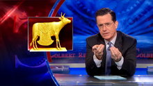 The Colbert Report Season 10 Episode 104