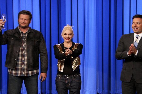 The Tonight Show Starring Jimmy Fallon: Lip Sync Battle With Gwen Stefani and Blake Shelton